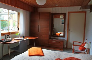 Kahden hengen huone Metso